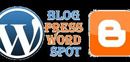 Menentukan Layanan Blogger : Blogspot atau Wordpress
