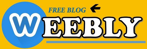 Cara Membuat Blog di Weebly - NGEBLOG GRATIS