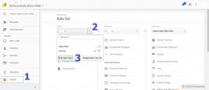 Cara Menambah Situs Baru ke Google Analytics - Blog Statistik