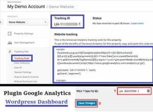 Cara Pasang Google Analytic di WordPress - Statistik Blog