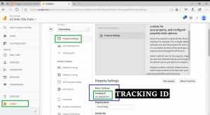 Menambahkan Blog Baru Ke Google Analytic