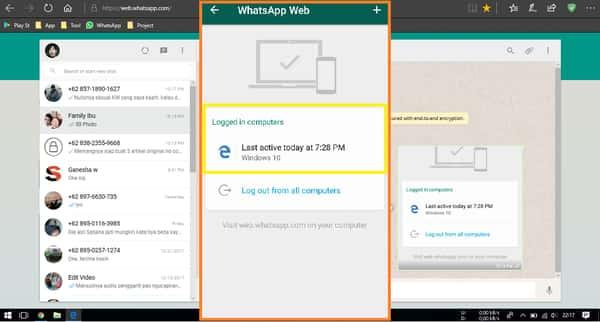 Cara Menghentikan Penyadapan HP Android