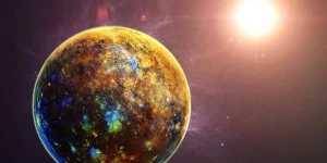 Ciri Ciri Planet Merkurius dan Penjelasannya
