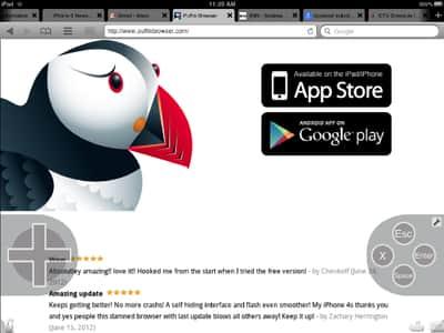 Kelebihan Browser Puffin Dari Browser Android Lainnya