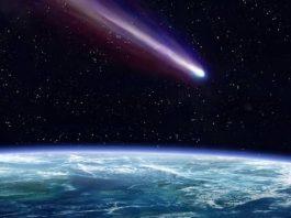 Pengertian Komet Karakteristik, Jenis – jenis dan bagian bagian komet