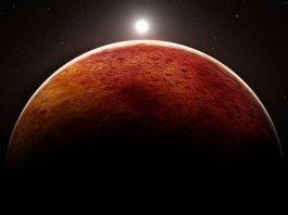 Pengertian Planet Mars, Ciri Ciri Karakteristik Dan Penjelasan Lengkap