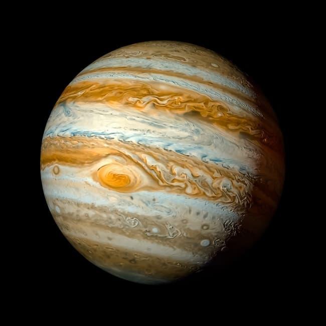 Planet Jupiter Beserta Penjelasan Lengkap
