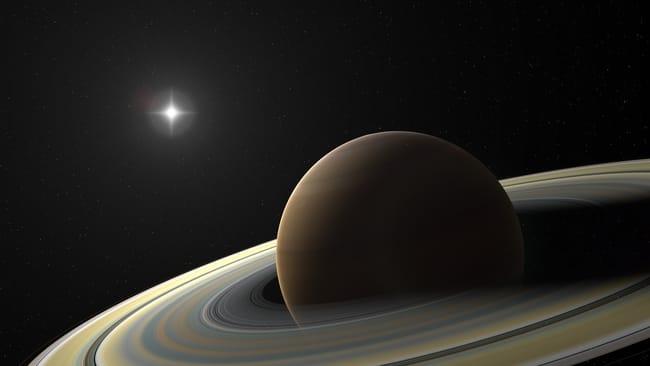 Planet Saturnus Pengertiannya, Satelit dan Penjelasan Lengkap