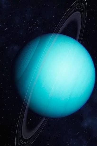 Planet Uranus, Sejarah, Gambar, Diameter dan Penjelasan Lengkap