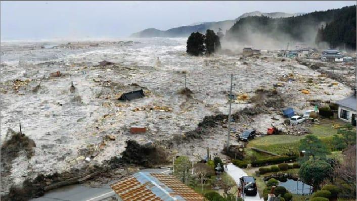 Akibat Dampak Tsunami
