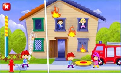 Fireman Kids (Anak Pemadam Kebakaran) App