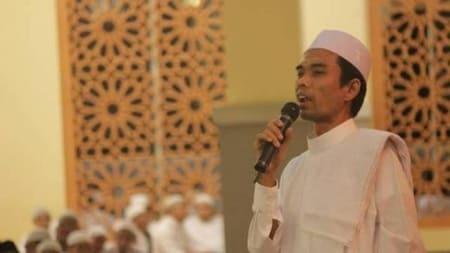 Ustad Abdul Somad Lc. MA