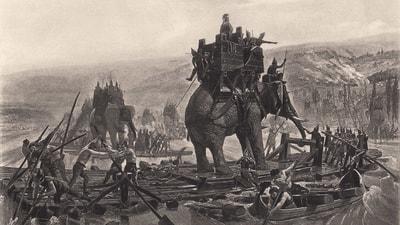 al_fil (Gajah Perang)