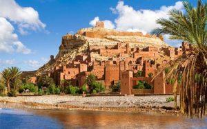 Aït Benhaddou Marrakech, Maroko