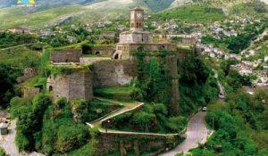 Castle of Gjirokaster, Albania