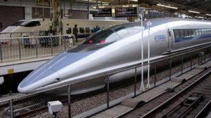 Gambar Kereta Jepang Tercepat