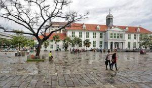 Kota Tua Jakarta - Tempat Wisata Liburan Jalan Jalan