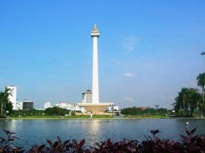 Monumen Nasional (Monas) Jakarta - Tempat Wisata Liburan Jalan Jalan
