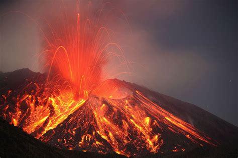 Pengertian Dan Jenis-Jenis Gunung Berapi Di Indonesia