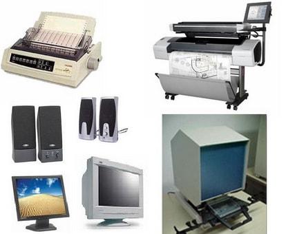 Mengenal Peripheral Komputer Macam dan Contohnya