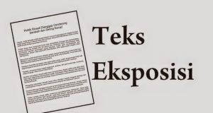 Contoh Teks Eksposisi Definisi Archives Jagad Id