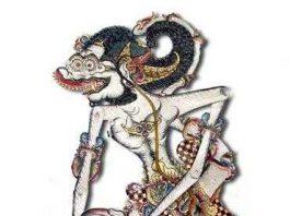 Gambar Wayang Kulit - Hanoman