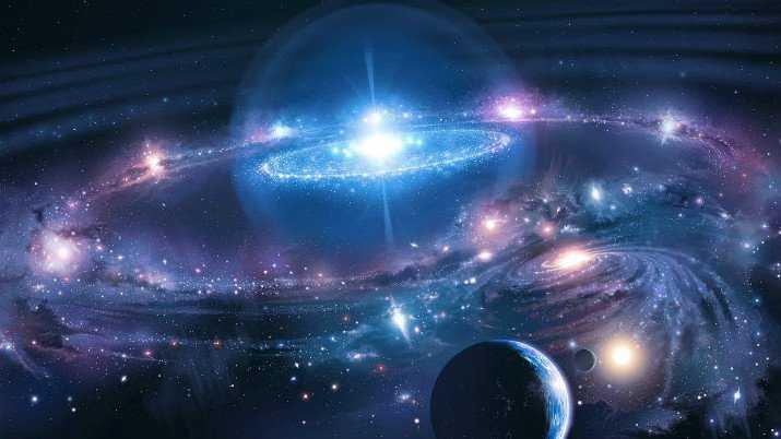 Ilustrasi Galaxy Bimasakti