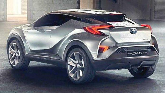 Lebih Mahal Dari HRV, Toyota CHR Dianggap Terlalu Mahal