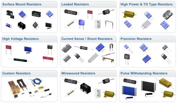 Resistor Pengertian Fungsi Kode Warna Macam Macam Dan Gambar Jagad Id