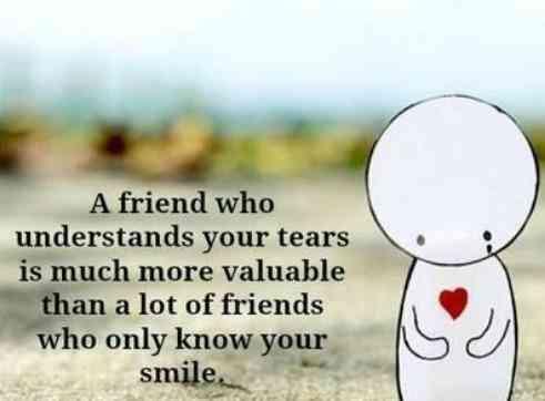Teman Sahabat Sejati Mengharukan