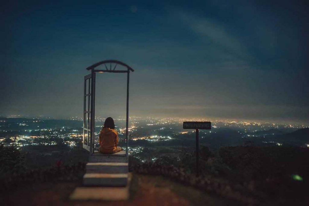 Bukit Pandang Munggang Banyumas Purwokerto