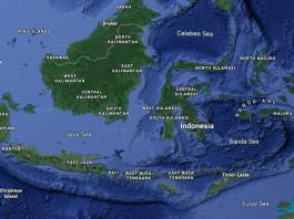 Lokasi Letak Kota Medan di Peta Indonesia