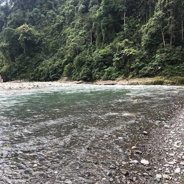 Sungai Bahorok Sumatra Utara