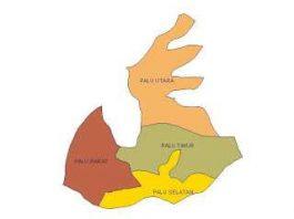 Peta Kota Palu