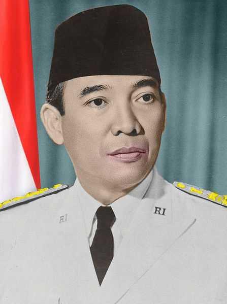 Sejarah dan Biografi Pofil Lengkap Ir. Soekarno