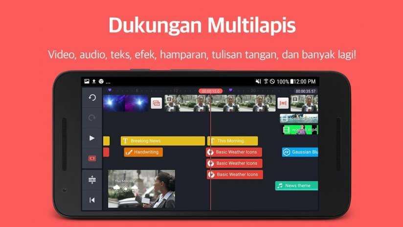Aplikasi Edit Video Android Offline Terbaik Jagad Id
