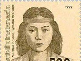 Uang Kertas Martha Christina Tiahahu