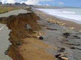 Dampak Efek Akibat Erosi Bagi Lingkungan