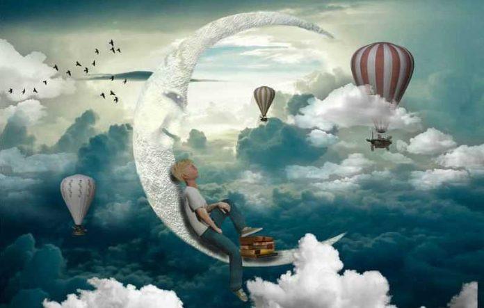Mimpi Indah di Malam Hari