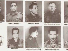 Foto Gambar Pahlawan Revolusi Indonesia - Nama, Biodata dan Sejarah