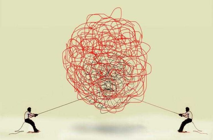 Pengertian Konflik Adalah Teori, Penyebab, Macam Jenis dan Contoh