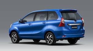 Mobil Avanza Terbaru Warna Biru