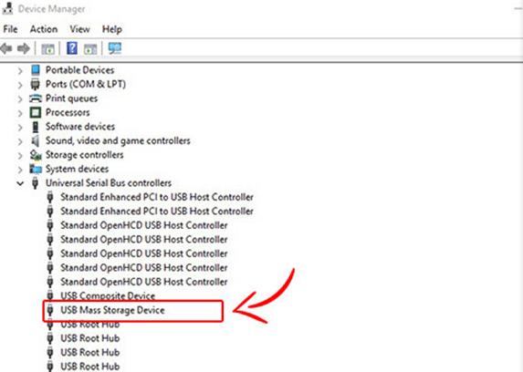 Install Ulang Driver USB 2