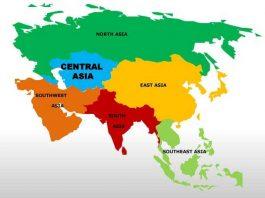 Karakteristik Benua Asia - Iklim, Ciri Khas dan Sosial Budaya