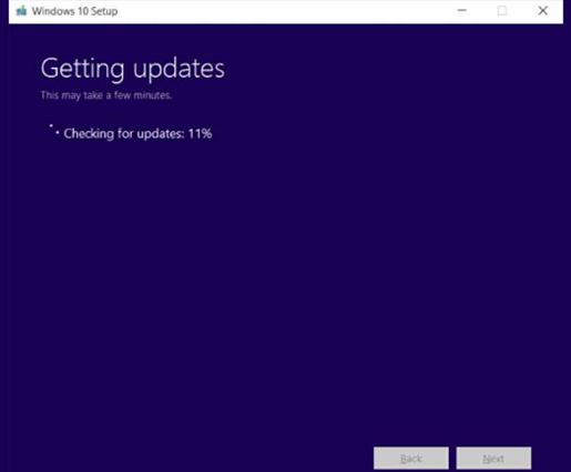 Update Windows 10 Dengan MCT 3