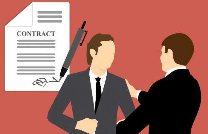 Pengertian Kontrak Arti, Jenis, Syarat, Point dan Aturan