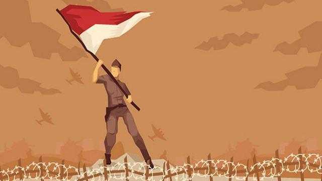 Pengetian Nasionalisme Adalah Arti, Prinsip, Ciri, Bentuk, Tujuan, Contoh, Penyebab dan Cara Menumbuhkan
