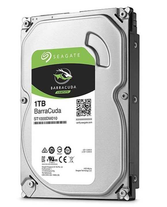 Seagate SATA Hard Disk Internal 1 TB