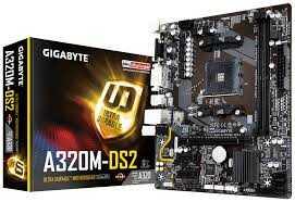 motherboard Gigabyte A320M-DS2 Mainboard Socket AM4