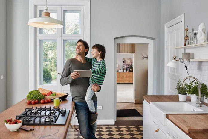 Bangun Rumah dengan Konsep Smart Home